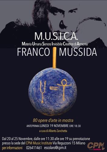 Torna l'Open Week al CPM Music Institute di Franco Mussida nell'ambito della Milano Music Week