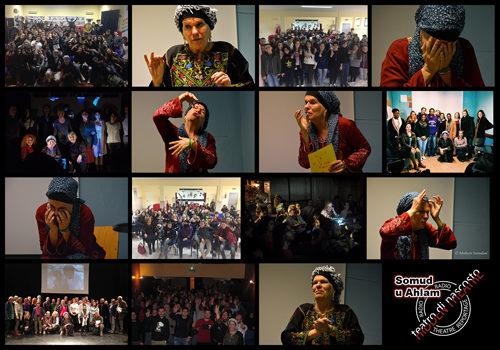Festival Teatro di Nascosto, 20 anni di teatro reportage, spettacoli, concerti, film, conferenze