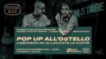 Pop Up all'Ostello Bello presenta Linecheck-In! Allacciate le cuffie
