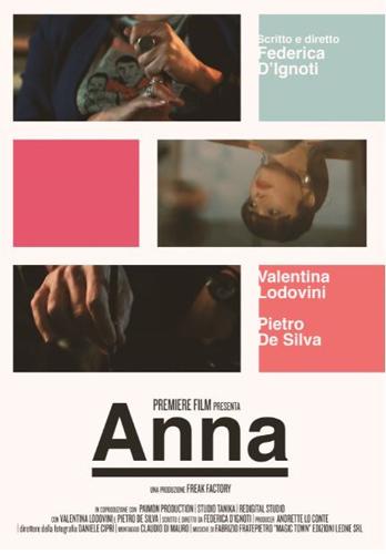 """In anteprima mondiale al Rome Independent Film Festival, il corto di Federica D'Ignoti """"Anna"""""""