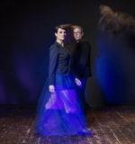 Dos Duo Onirico Sonoro live presso il Teatro Arciliuto di Roma