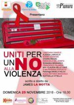 'Uniti per un No alla Violenza' alla Casa della Cultura di Pianura