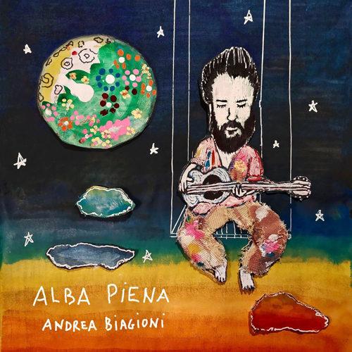E' online il video di Alba Piena, il brano con cui il cantautore Andrea Biagioni è in gara a Sanremo Giovani