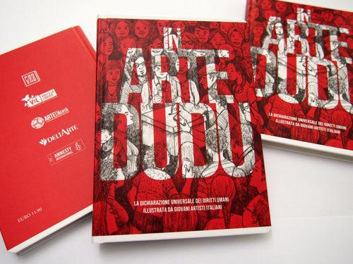 In arte DUDU per festeggiare i 70 anni della Dichiarazione universale dei diritti umani