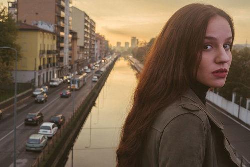 """E' uscito su YouTube il videoclip di """"Amarsi non serve"""" brano con cui Francesca Miola ha conquistato la finale di Sanremo Giovani"""