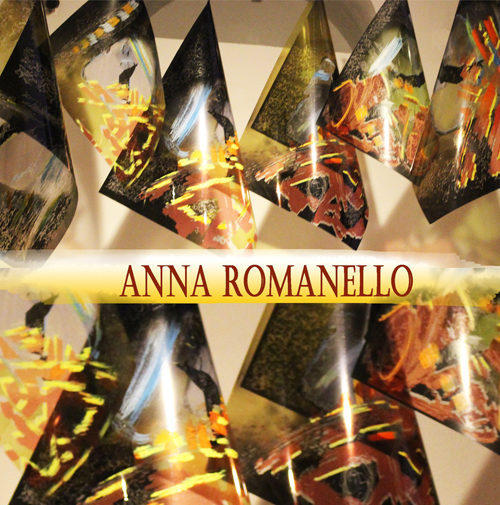 Le Carré des Lumières, la mostra personale di Anna Romanello negli spazi de Le Carré Français di Roma