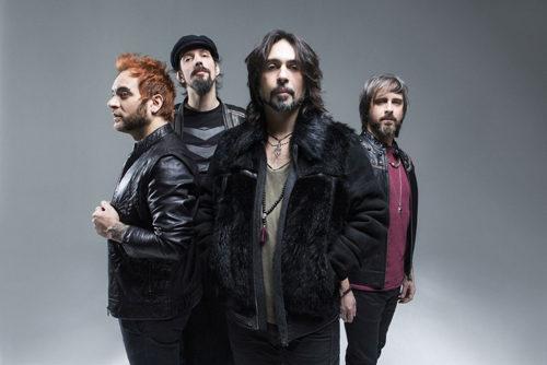 Le Vibrazioni in concerto al Mediolanum Forum Di Assago per celebrare i 20 anni di carriera della band