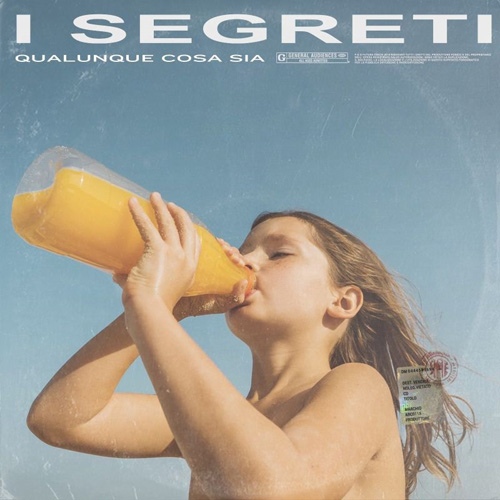L'estate sopra di noi de I Segreti è nella playlist Best of Indie Italia 2018 di Spotify