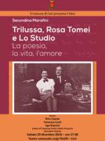 Trilussa, Rosa Tomei e lo Studio. La poesia, la vita, l'amore, l'ultimo lavoro di Secondina Marafini