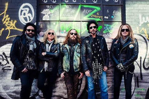 The Dead Daisies in Italia per due date