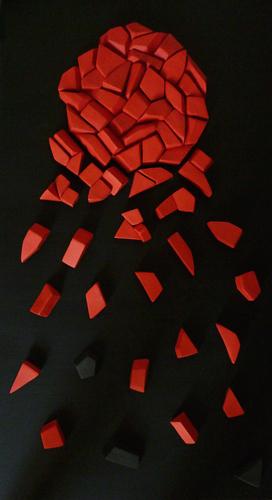 Poliphonia/Sequence, la mostra di Yvonne Ekman alla Galleria Frammenti d'Arte di Roma