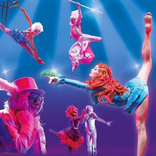 Alice in Wonderland in scena al Teatro Brancaccio di Roma dal 25 gennaio