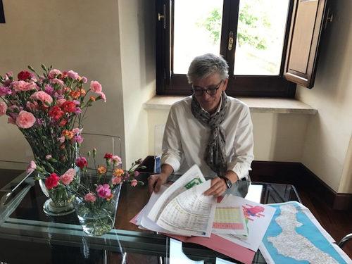 Angela Acordon, lascia la direzione del Polo Museale della Calabria