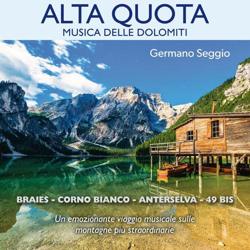 """""""Alta Quota"""" per le Dolomiti: dalla Sicilia, il chitarrista Germano Seggio live ad Auronzo Di Cadore per sostenere la comunità colpita dall'alluvione!"""