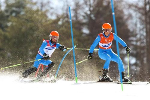 Oro ai mondiali di sci alpino paralimpico per Bertagnolli e Casal