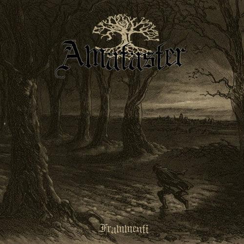 Frammenti, l'EP di debutto di Amataster per Masked Dead Records
