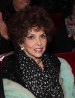 "Gina Lollobrigida al Salone Margherita per ""Femmina"""