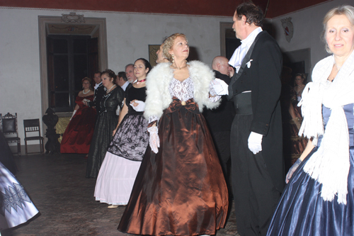 Il Gran Ballo di Capodanno al Castello Colonna di Patrica