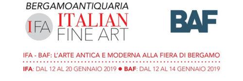 IFA-BAF 2019-Chiusura positiva per la Fiera dedicata all'Arte e all'Antiquariato