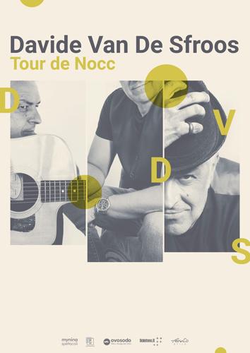 """Davide Van De Sfroos. Al """"Tour de Nocc"""" si aggiunge il nuovo appuntamento al Teatro Sociale di Mantova"""