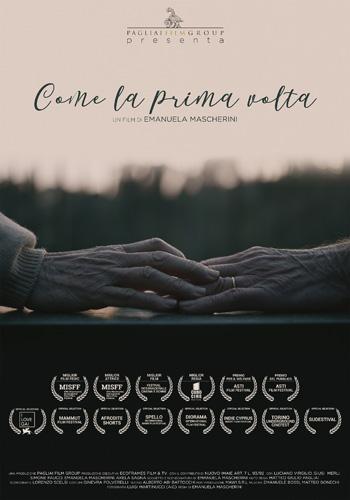"""Non si ferma il successo del cortometraggio """"Come la prima volta"""" di Emanuela Mascherini"""