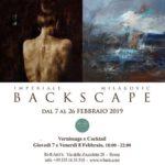 BackScape, la mostra bi-personale di Fabio Imperiale e Kristina Milakovic alla RvB Arts di Roma