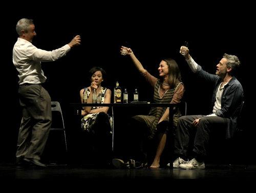 Scusate Se Parliamo D'amore, lo spettacolo in programma all'Off Off Theatre di Roma