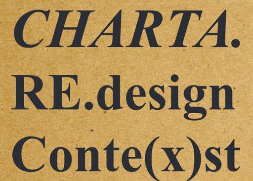 """TREVIKART #Greendesign e TRA Treviso Ricerca Arte lanciano """"CHARTA. RE.design Conte(x)st"""""""