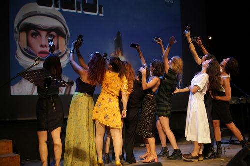 Al Monk di Roma tornano le attrici, autrici e performer di U.G.O.