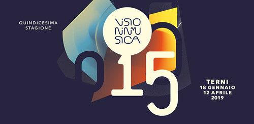 VISIONINMUSICA 2019: il concerto di Serena Brancale all'Auditorium Gazzoli di Terni