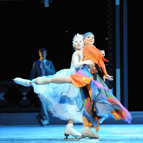 Cenerentola on ice al Teatro Brancaccio di Roma dal 15 gennaio 2019