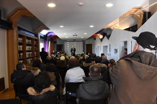 """Grande successo nella presentazione """"Affreschi e stucchi della Villa di Traiano"""""""