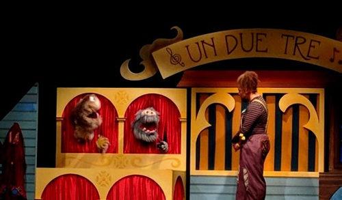 1,2,3… cantate con me, lo spettacolo per piccolissimi in scena al Teatro Verde di Roma