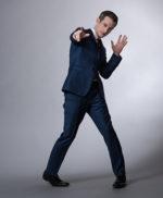 A Visionimusica il crooner Anthony Strong – unica data italiana il 15 febbraio all'Auditorium Gazzoli di Terni