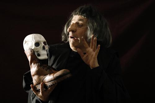 Ballantini e Petrolini, diretto e interpretato da Dario Ballantini all'OFF/OFF Theatre di Roma