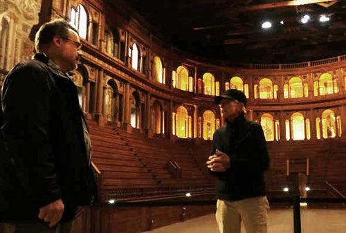 Barre Phillips e il Cepi meet Parmafrontiere alla Casa della Musica di Roma