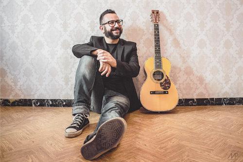 Blues, funky e soul: Francesco Piu sabato 23 febbraio allo Spazio Teatro 89 di Milano