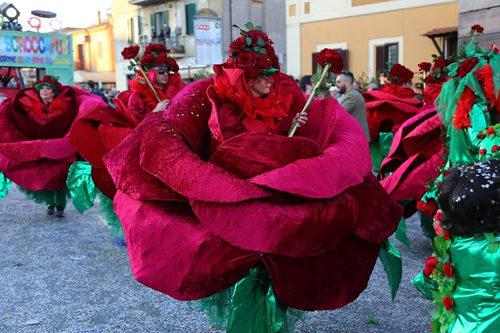 Carnevale Civitonico 2019: 3000 figuranti per lo storico carnevale del Lazio