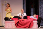 Che cosa hai fatto quando eravamo al buio? Lo spettacolo in scena al Teatro Traiano di Civitavecchia nell'ambito di Traiano Ridens