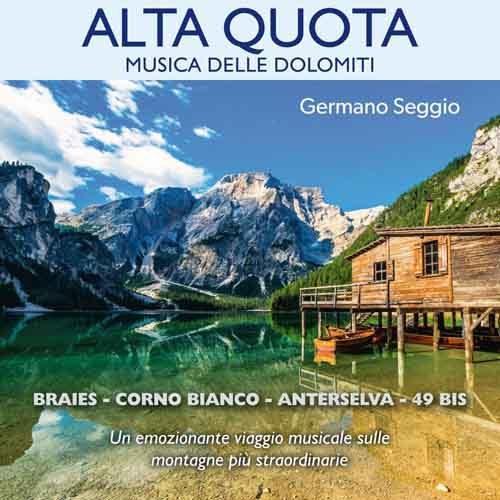Germano Seggio, i prossimi appuntamenti live a Palermo per presentare Alta quota, il nuovo album di inediti ispirato alle Dolomiti