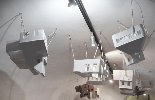 Uno Sguardo, la mostra personale di Danilo Trogu a Canova22 a Roma