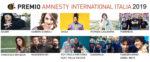 I dieci artisti in lizza per la miglior canzone sui diritti umani