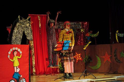 Il circo Arlecchino, lo spettacolo per bambini in scena domenica 17 febbraio allo Spazio Teatro 89 di Milano