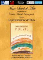 Incommensurabilmente, le poesie di Nando Scarmozzino