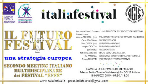 """Secondo meeting italiano multidisciplinare dei Festival """"Effe!"""""""