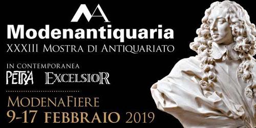 Al via Modenantiquaria XXXIII edizione