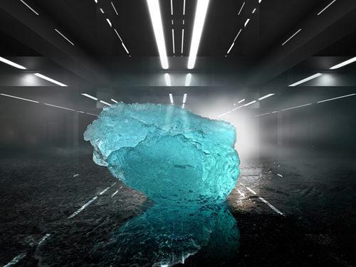 """Aqua Aura presenta in anteprima a Ferrara il suo nuovo video """"Where the Lost Things Are"""" cuore della mostra """"Paesaggi Curvi"""""""
