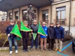 Gli alpini verso il ricordo del beato Carlo Gnocchi: consegnata la reliquia a Villanova