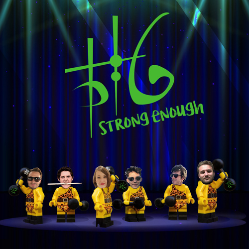 Strong Enough è il nuovo singolo dei PH6