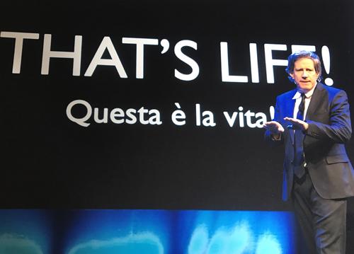 That's life. Questa è la vita! di Riccardo Rossi e Alberto Di Risio al Sala Umberto di Roma